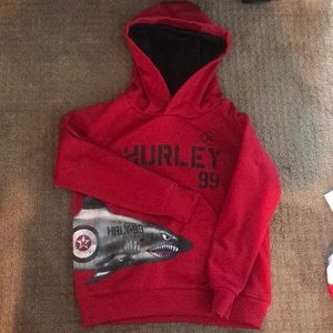 Hurley / Nike - Therma-Fit Hoodie Size 4T